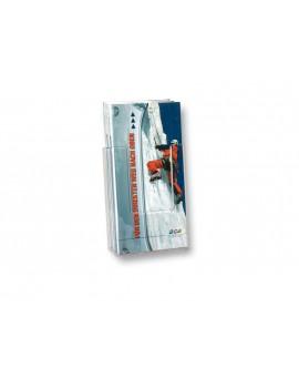 Brochure holder ( 1/3 A4)