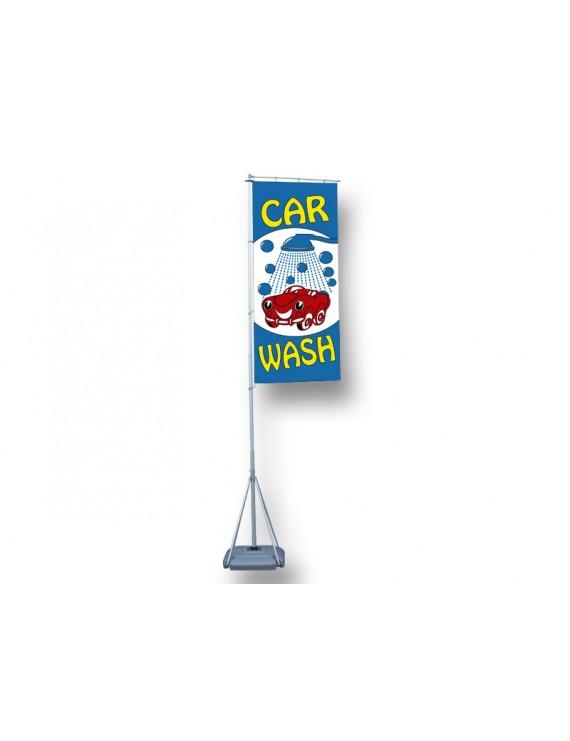 Flag Car Wash